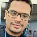 Harish Venkateshagowda investor activity on NNDM